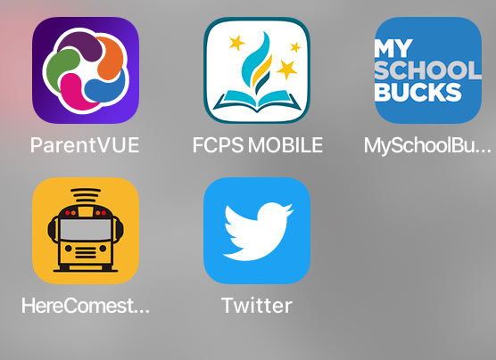 FCPS  supported Apps